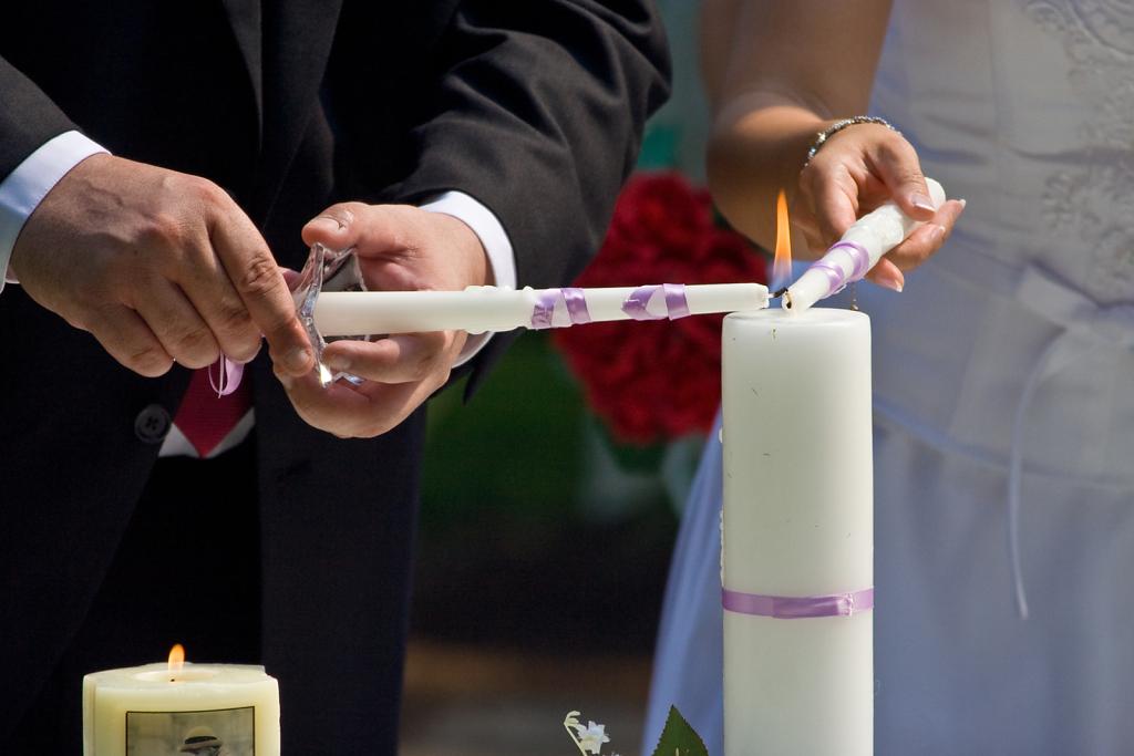 Ceremony ⋅ Wedding, New York City ⋅ 2007