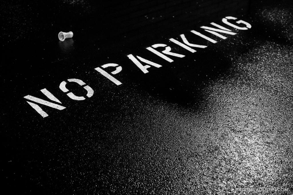 No Parking ⋅ Bayside, NY ⋅ 2010