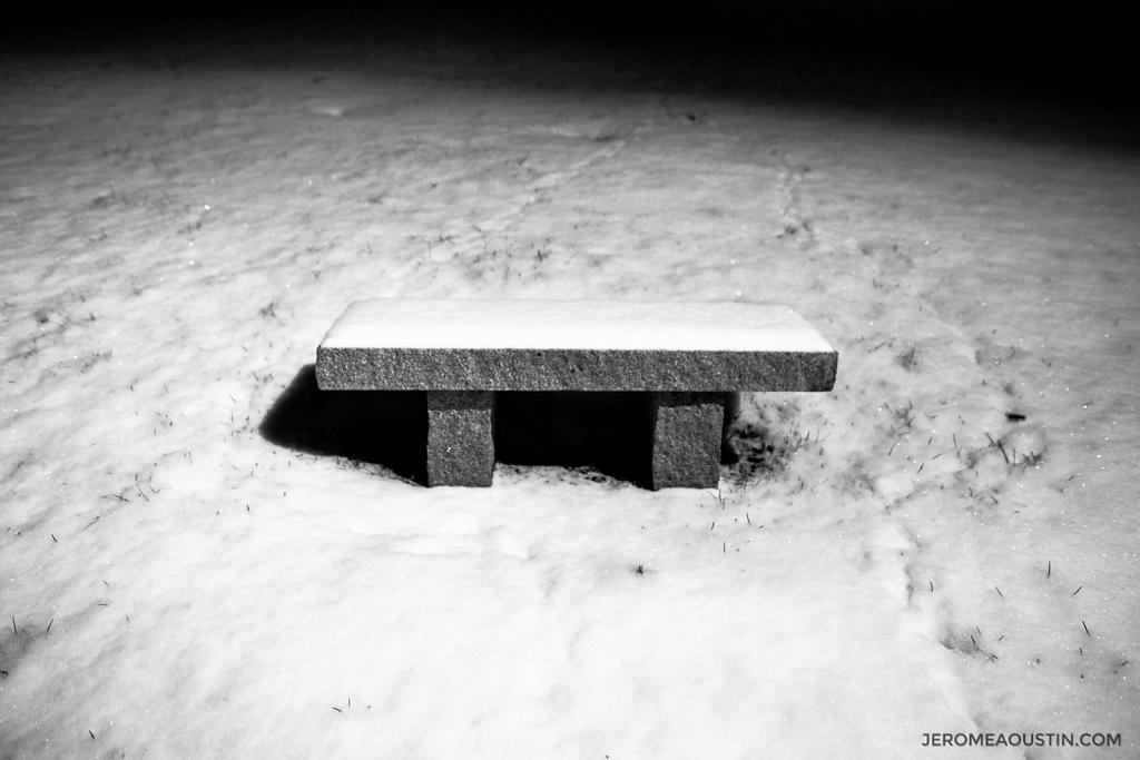 The Bench ⋅ Fleetwood, NY ⋅ 2010