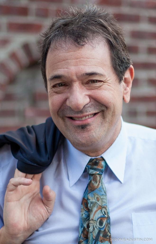 Ken Schaffer, American inventor and former publicist