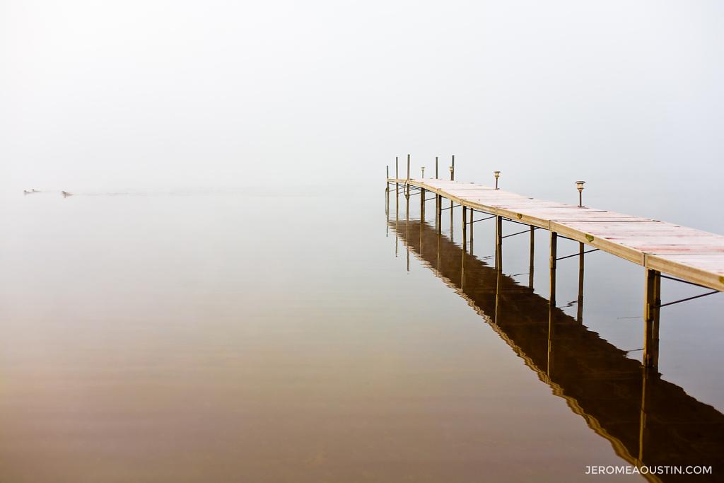 Dock & Ducks ⋅ Adirondacks, NY ⋅ 2009